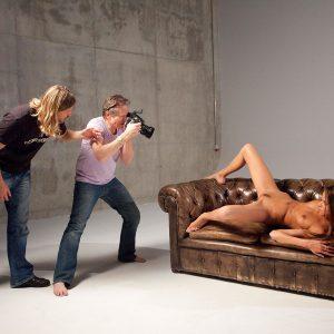 Stage photo de nu avec Petter Hegre © Hegre Art
