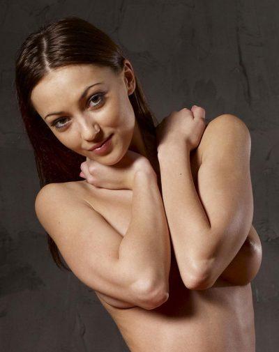 Anna nue pour Hegre Art