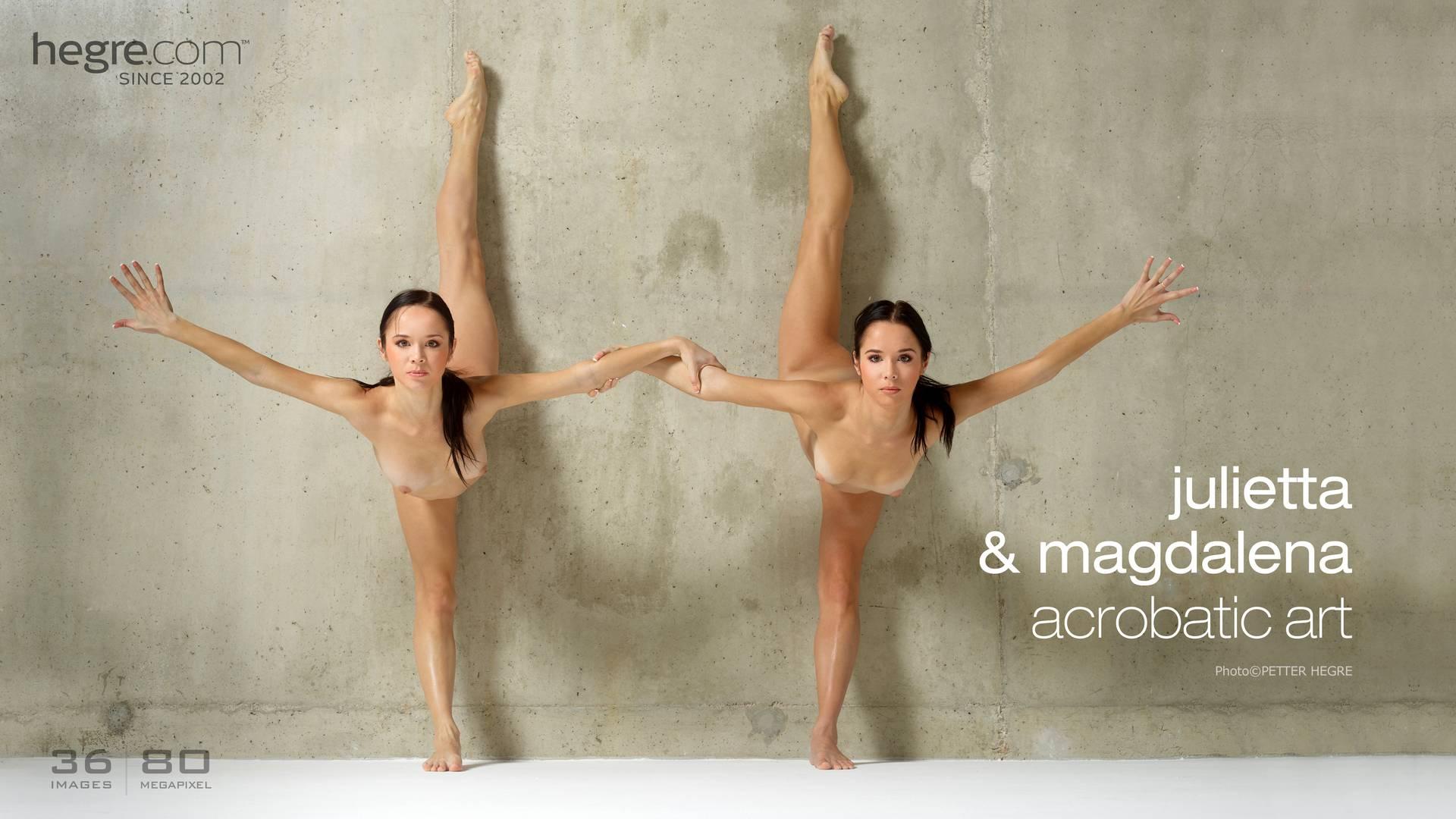 Julietta & Magdalena Hegre