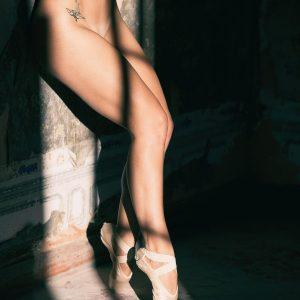 jambes de femme nue