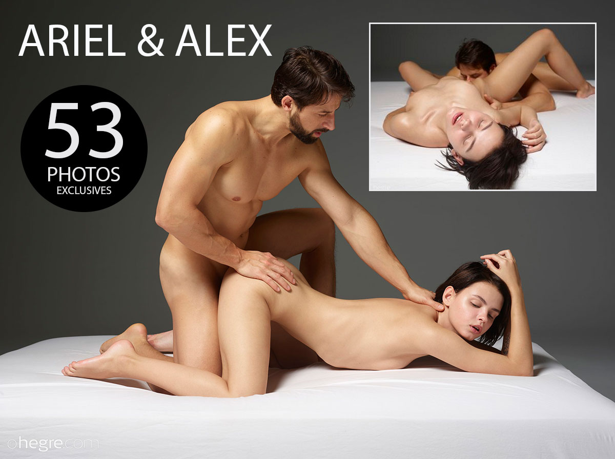 Ariel Alex Making Love Hegre