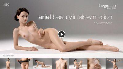 Ariel Hegre Beauty in Slow Motion