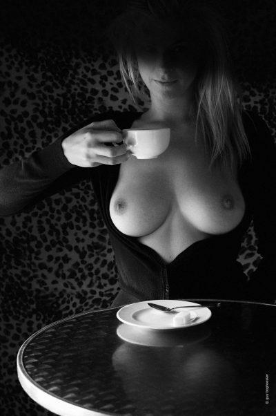 Les nus en noir et blanc de Guy Boghossian