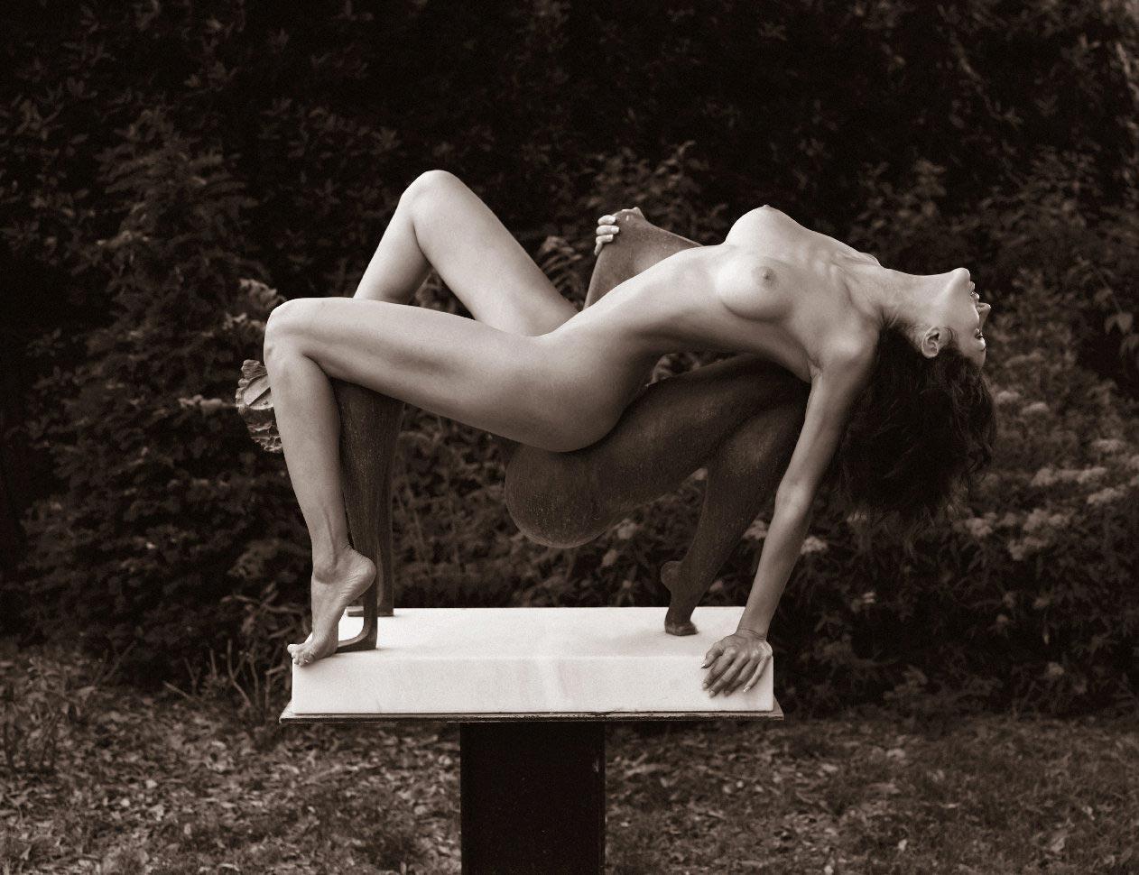 réussir ses nus artistiques en extérieur