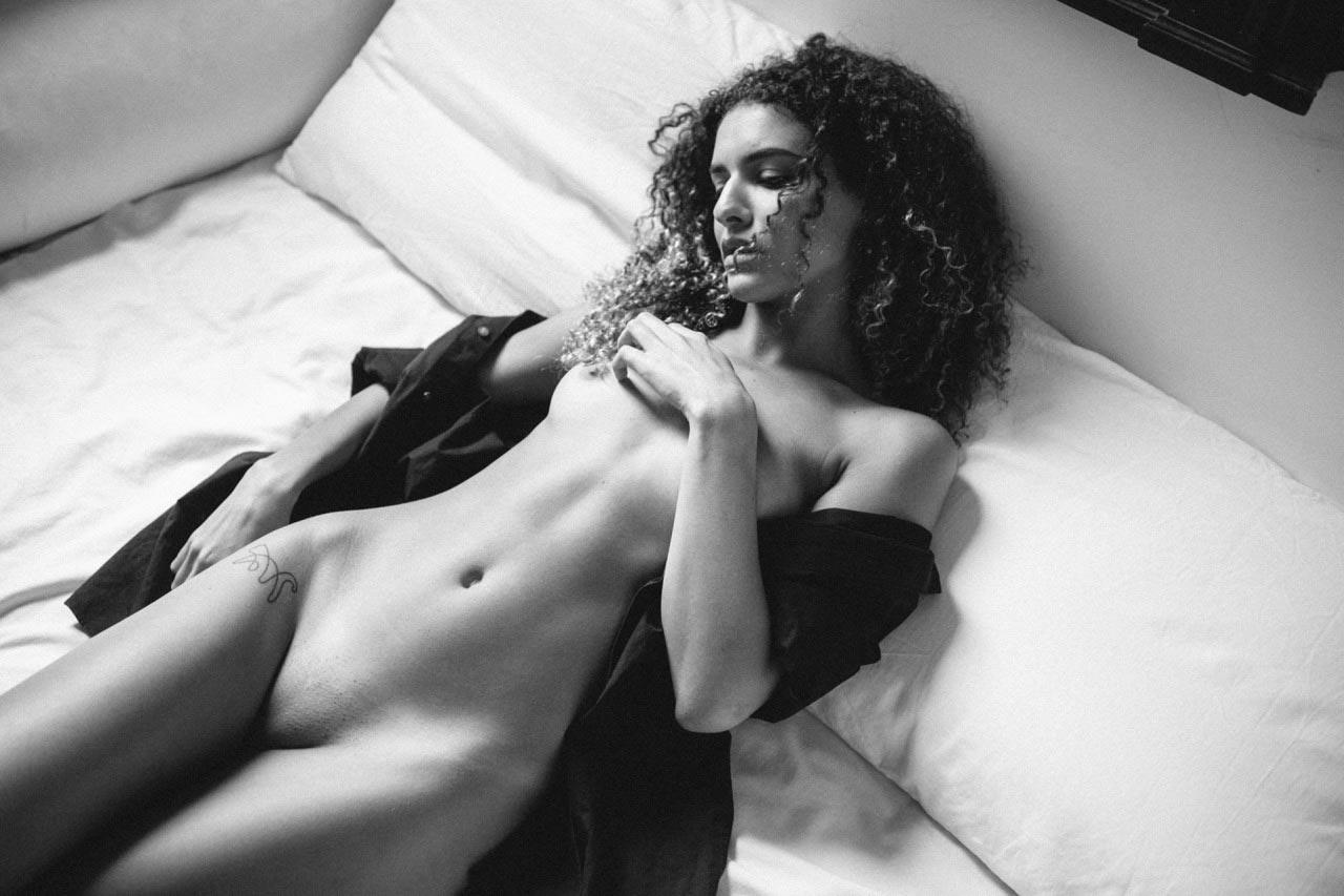 Juliana Alves Fabrizi par Marco Michieletto