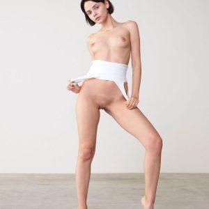 Ariel Nude art