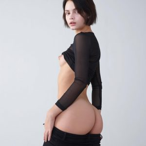 Ariel striptease