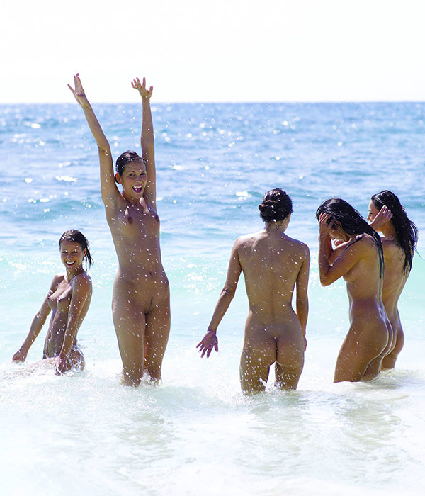 Nudisme et naturisme en photo de nu