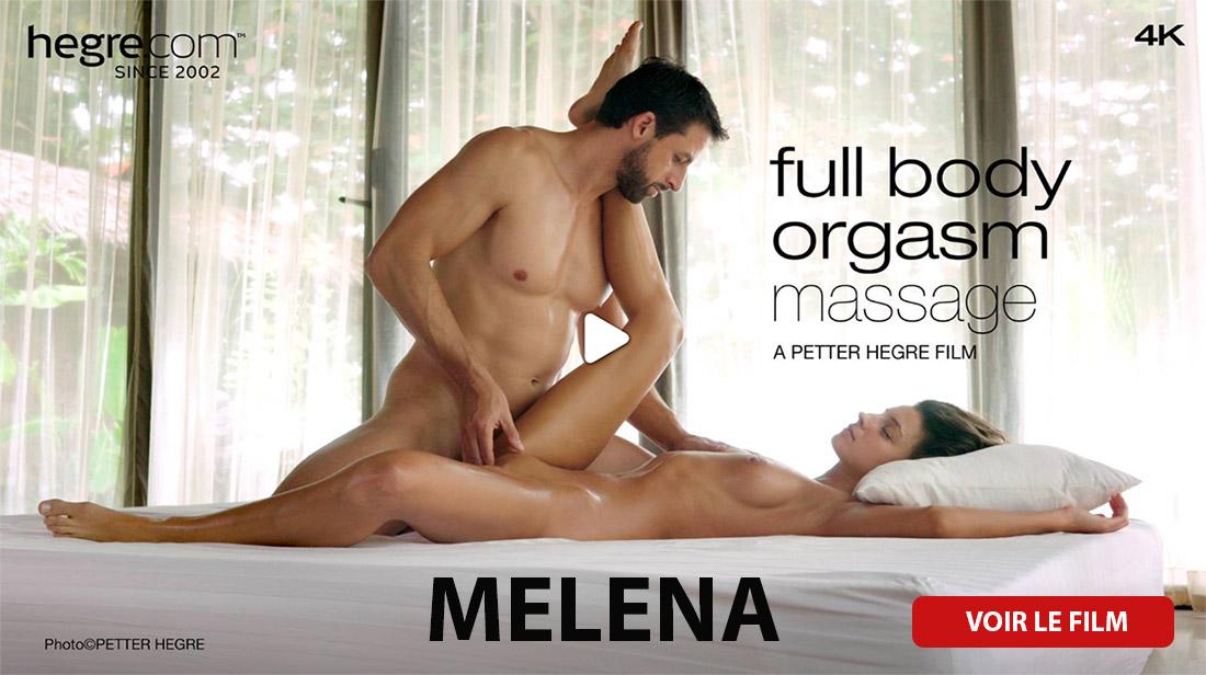 Melena Maria par Petter Hegre