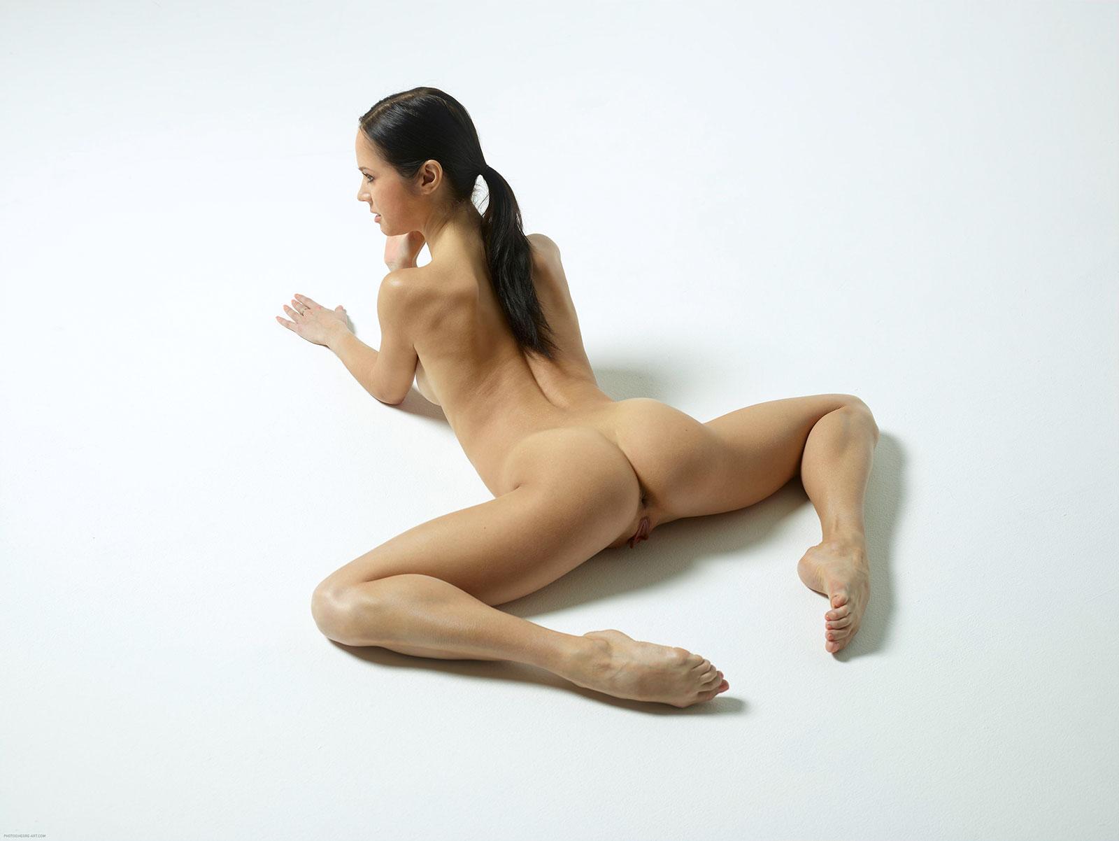 Toute la danse nue